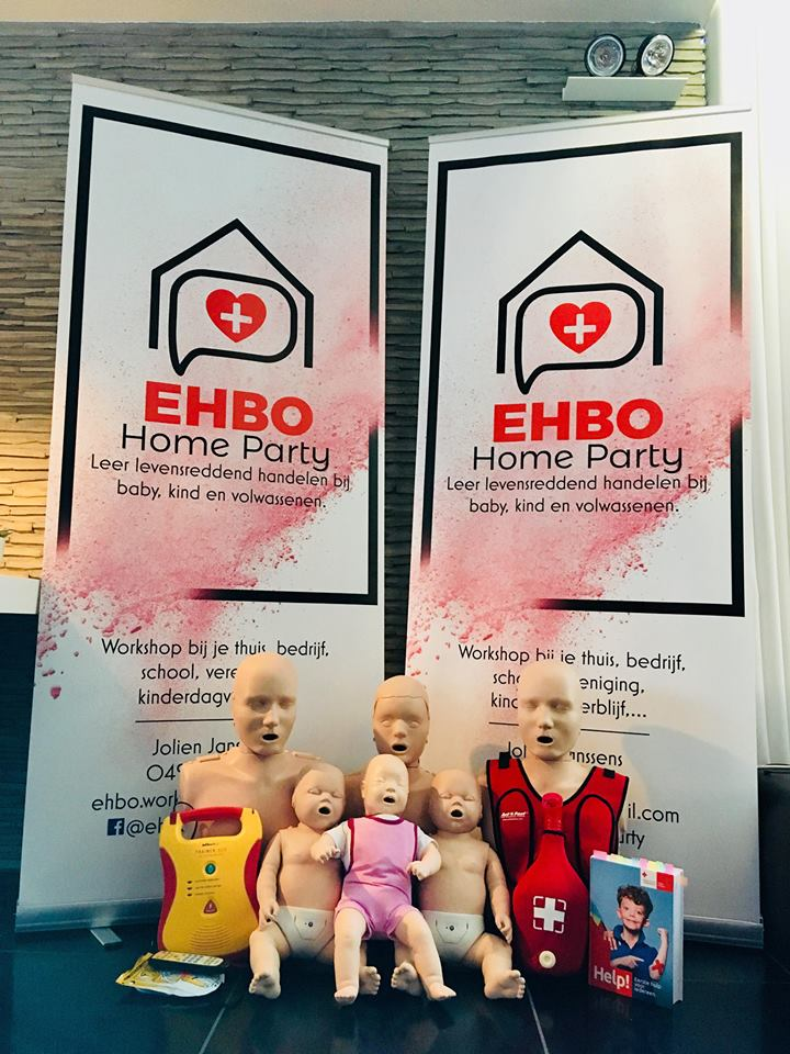 EHBO Home Party